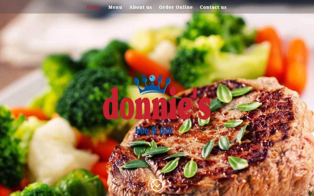 Donnie's BBQ and Deli