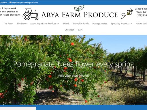 Arya Farm Produce
